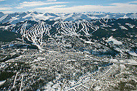Breckenridge Ski area. March 2014