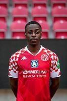 16th August 2020, Rheinland-Pfalz - Mainz, Germany: Official media day for FSC Mainz players and staff; Merveille Papela FSV Mainz 05
