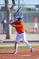 Tyler Stopera (47), from St. Anthony Village, Minnesota, while playing for the Orioles during the Under Armour Baseball Factory Recruiting Classic at Red Mountain Baseball Complex on December 28, 2017 in Mesa, Arizona. (Zachary Lucy/Four Seam Images)