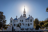 the church of  NG Kerk, Swellendam,Weatern Cape, South Africa