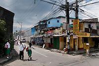Intramuros in Old Manila