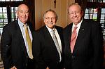 From left: Bill Shank, Felix Rhymes and Dr. Richard Wainierdi at the 2013 Angel Awards at the Crystal Ballroom at the Rice Hotel Friday April 12, 2013.(Dave Rossman photo)