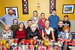 30th Birthday : Brenda Heffernan, Listowel celebrating her 30th birthday with family & friends at Eabha Joan's Restaurant, Listowel on Saturday evening last.
