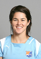 Sarah Walsh. Sky Blue Head Shots, March 13, 2009.