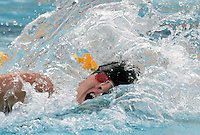 U.S. David Walters swims during the Men's 4x200m Freestyle event at the Swimming World Championships in Rome, 31 July 2009. United States won the gold medal..UPDATE IMAGES PRESS/Riccardo De Luca