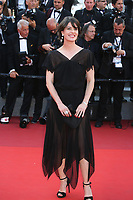 IRENE JACOB - RED CARPET OF THE CLOSING CEREMONY AT THE 70TH FESTIVAL OF CANNES 2017