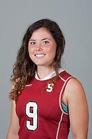 STANFORD, CA-AUGUST 10, 2011- Katie Mitchell<br /> of the Stanford Women's Field Hockey team.