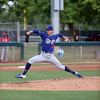 Ben Harris - 2021 AIL Dodgers (Bill Mitchell)
