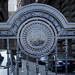 Side Entrance Gate, Shanghai Bund.
