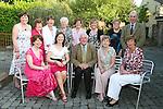 Dunleer Bridge Club Anniversary