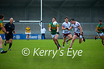 Paudie Clifford, Kerry in action against Matthew Tierney, Galway during the Allianz Football League Division 1 South Round 1 match between Kerry and Galway at Austin Stack Park in Tralee.
