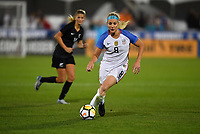 Commerce City, CO - Friday September 15, 2017: Julie Ertz during an International friendly match between the women's National teams of the United States (USA) and New Zealand (NZL) at Dick's Sporting Goods Park.