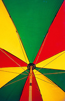 Graphic and Colorful Umbrellas