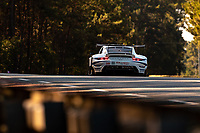 #56 Team Project 1 Porsche 911 RSR - 19 LMGTE Am, Egidio Perfetti, Matteo Cairoli, Riccardo Peray, 24 Hours of Le Mans , Test Day, Circuit des 24 Heures, Le Mans, Pays da Loire, France