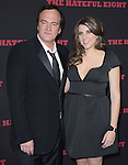 Quentin Tarantino, Courtney Hoffman at The Weinstein L.A. Premiere of The Hateful Eight held at The Arclight Theatre in Hollywood, California on December 07,2015                                                                   Copyright 2015 Hollywood Press Agency