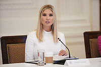 First Daughter and Advisor to the President Ivanka Trump makes remarks at the American Workforce Policy Advisory Board Meeting at the White House in Washington, DC on Friday, June 26, 2020. <br /> Credit: Chris Kleponis / Pool via CNP/AdMedia