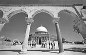 Jérusalem, mosquée du dôme du rocher