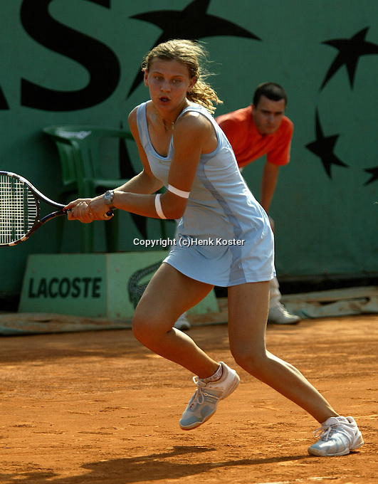 20030601, Paris, Tennis, Roland Garros, Safarova