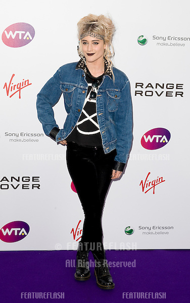 Katie Wasissel arriving for The WTA Pre Wimbledon Party, Rooftop Gardens, Kensington London. 16/06/2011  Picture by: Simon Burchell / Featureflash.