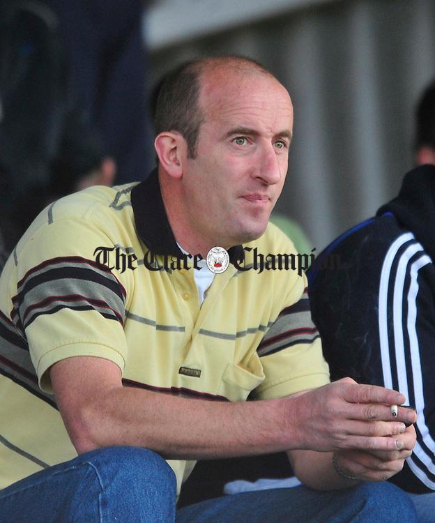 Former Kilmaley player Niall Romer. Photograph by Declan Monaghan