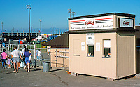 Ballparks: Everett, WA. Home of Everett Giants of Class A Northwest League  (short season)
