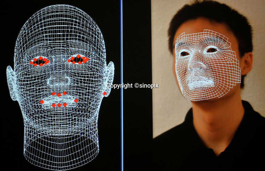 Face reconstruction and recognition softaware as demonstrated by the department of computer Sciences in Hong Kong