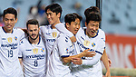 Ulsan Hyundai FC (KOR) vs FC Pohang Steelers (KOR) during their AFC Champions League 2021 Semi Final East match at Jeonju World Cup Stadium on October 20, 2021 in Jeonju, Korea Republic. Photo by Victor Fraile / Power Sport Images for The AFC