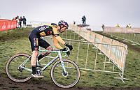 Wout van Aert (BEL/Jumbo-Visma) racing the Superprestige in Boom (BEL) on december 6, 2020