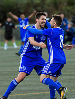 190525 Central League Football - Wellington Olympic v Napier City Rovers