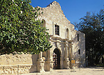 The Alamo in San Antonio, Texas, USA