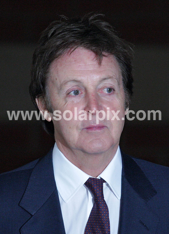 **ALL ROUND PICTURES FROM SOLARPIX.COM**.**NO UK NEWSPAPER PUBLICATION **UK MAGAZINE PUBLICATION ONLY** AND NO PUBLICATION IN FRANCE, SCANDINAVIA, AUSTRALIA AND GERMANY** .Sir Paul McCartney  pictured with his solicitor Fiona Shackleton  at the High Court in London for day four of his divorce settlement hearing against Heather Mills.JOB REF:     5784    SFE       DATE: 14.02.08.**MUST CREDIT SOLARPIX.COM OR DOUBLE FEE WILL BE CHARGED* *UNDER NO CIRCUMSTANCES IS THIS IMAGE TO BE REPRODUCED FOR ANY ONLINE EDITION WITHOUT PRIOR PERMISSION*