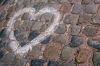 the love for cobbles in Flanders in unmatched<br /> <br /> 102nd Ronde van Vlaanderen 2018 (1.UWT)<br /> Antwerpen - Oudenaarde (BEL): 265km