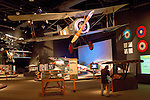 Seattle, Museum of Flight, World War I, fighter planes, historic airplanes, Boeing Field, Pacific Northwest,