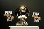 Der Ballon D'Or, die neue Auszeichnung fuer den besten Weltfussballer (Andreas Meier/EQ Images)