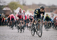 Niki Terpstra (NED/Direct Energie)<br /> <br /> 71th Kuurne-Brussel-Kuurne 2019 <br /> Kuurne to Kuurne (BEL): 201km<br /> <br /> ©kramon
