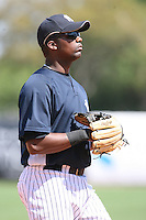 March 17th 2008:  Wilson Betemit of the New York Yankees during a Spring Training game at Legends Field in Tampa, FL.  Photo by:  Mike Janes/Four Seam Images