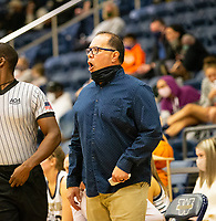 Randy Richardson head girls basketball coach of Bentonville West at Wolverine Arena, Centerton,  AR, Tuesday, January 12, 2021 / Special to NWA Democrat-Gazette/ David Beach