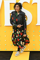 """Meera Syal<br /> arriving for the """"Yesterday"""" UK premiere at the Odeon Luxe, Leicester Square, London<br /> <br /> ©Ash Knotek  D3510  18/06/2019"""