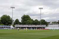 A general view of play during Essex CCC vs Yorkshire CCC, Specsavers County Championship Division 1 Cricket at The Cloudfm County Ground on 7th July 2019