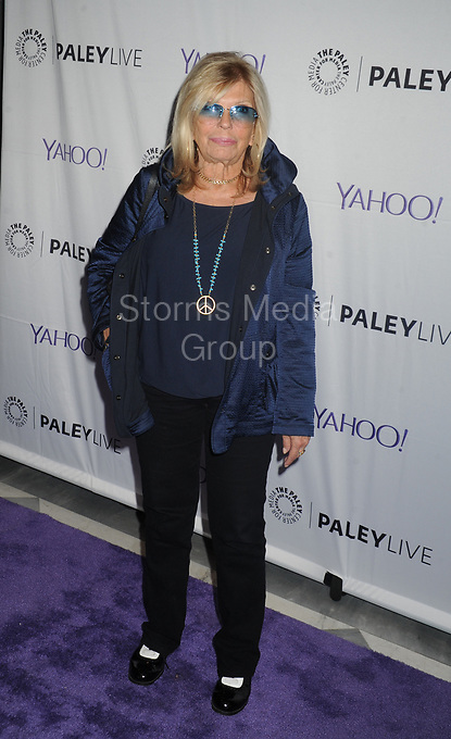 NEW YORK, NY - JULY 24:  Nancy Sinatra attends The Paley Center For Media presents: Paley Centennial Salute to Frank Sinatra on July 24, 2015 in New York City<br /> <br /> <br /> People:  Nancy Sinatra