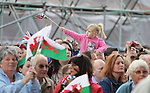 Wales Olympic & Paralympic athletes homecoming celebration..14.09.12.©Steve Pope