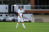 Monday 20th August 2018<br /> Pictured: Swansea City's Courtney Baker-Richardson<br /> Re: Swansea City U23 v Derby County U23 Premier League 2 match at the Landore Training facility, Swansea, Wales, UK