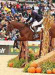 03 October 2010.  William Fox-Pitt and Cool Mountain.