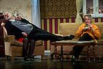 "07.05.2012. Go Figure ""The Order"" at the Teatro Häagen-Dazs Calderon sitcom written and directed by Luis Rodriguez Juan. In the picture: Jose Tejado, Esther Fernandez and Javier Paz  (Alterphotos/Marta Gonzalez)"