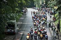 peloton up the Cauberg<br /> <br /> stage 3: Buchten - Buchten (NLD/210km)<br /> 30th Ster ZLM Toer 2016