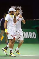 12-02-13, Tennis, Rotterdam, ABNAMROWTT, Aisam-Ul-Haq Qureshi, Jean-Julien Rojer(R)