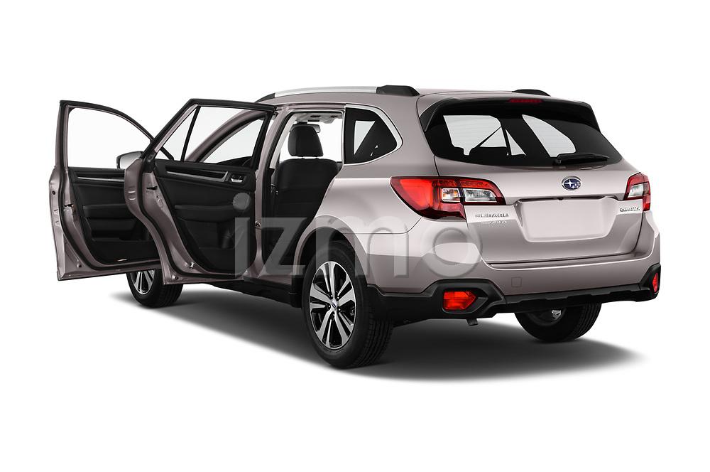 Car images of 2019 Subaru Outback Premium 5 Door Wagon Doors