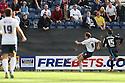 Kevin Davies of Preston scores their third goal<br />  - Preston North End v Stevenage - Sky Bet League One - Deepdale, Preston - 14th September 2013. <br /> © Kevin Coleman 2013
