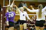Belle Fourche at Lead-Deadwood High School Volleyball