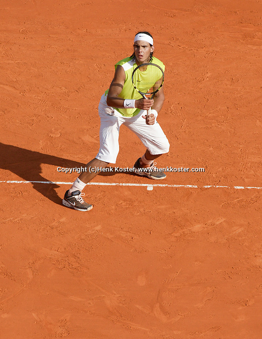 20-4-06, Monaco, Tennis,Master Series, Refael Nadal